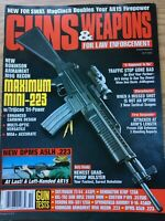 Guns & Weapons For Law Enforcement Oct 2002, Maximum Mini .223