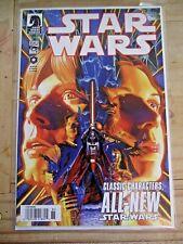 Star Wars #1 Newsstand variant 2012 series Dark Horse HTF VFNM