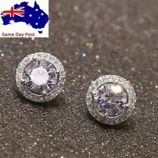 Rhinestone Silver Plated Cubic Zirconia Fashion Jewellery
