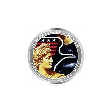 Nasa Apollo 17 Émail Pins Broche Badge / Geek Espace Astronaute Rétro Cadeau Bn