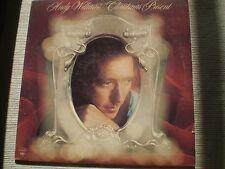 Andy Williams Christmas Present 1974 EX/VG+ Columbia C3319  Promo Vinyl St LP