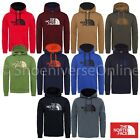 Men?s The North Face Drew Peak Hoodie Casual Hiking Camping Red Blue Navy Hooded