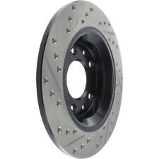 Disc Brake Rotor Rear Left Stoptech 127.45064L