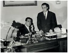 Italia, Il Dott. D'Alessandro e il Dott. Delfino, Questura di Firenze  Vint