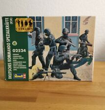 Revell 02524 German Commando Special Forces KSK 1/72 scale model figure kit