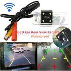 170° Wireless CCD Backup Reverse Rear View Camera Night Vision For BMW E39 E53