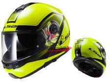 Visière pour casque moto LS2 DELTA modulable Noir teinté fumé FF386 FF370