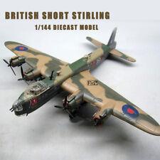 WWII BRITISH Short Stirling 1/144 diecast  plane model aircraft AMER
