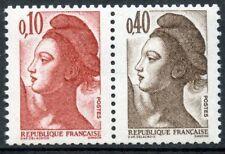 STAMP / TIMBRE FRANCE N° 2179a ** LIBERTE DELACROIX / PROVENANT DE CARNET