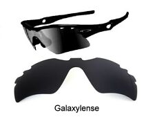 Galaxy Replacement Lenses For Oakley Radar Path VENTED Black Polarized 100%UVAB