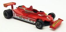 Modellini statici di auto da corsa Formula 1 blu Polistil