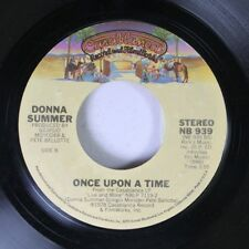 Soul 45 Donna Summer - Once Upon A Time / Mac Arthur Park On Casablanca