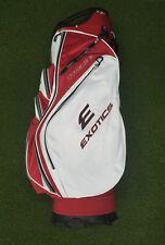 New Tour Edge Exotics Extreme 3 Golf Cart Bag Red/White