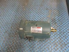 Reliance A-C Motor	P18S3033BB 2HP 1165RPM 230/460V 6.4/3.2A Used