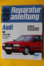 Audi 90 5Zyl. 2.0 +2.3 Quattro B3 ab 1987 Reparaturanleitung Handbuch