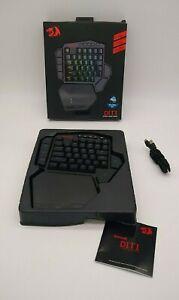 NEW - Redragon DITI K585 Mechanical RGB Gaming Keyboard