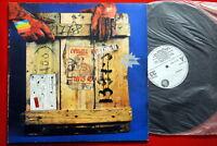 TIME II DADO TOPIC 1975 RARE WHITE LABEL EXYUGO LP N/MINT