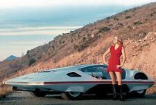 1970 Ferrari 512 S Modulo Concept Car - Promotional Photo Magnet