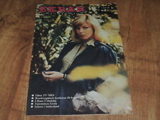Ekran 41/1984 polish magazine Cox Habbema, Greta Garbo, Christine Schorn G Jones