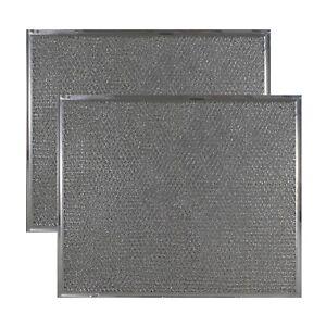 2-PACK American Metal Filter Company RHF1109 Range Hood Aluminum Grease Filters