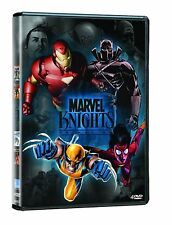 Marvel Knights Animation 4-pack