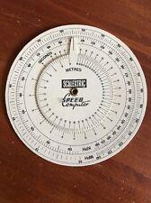 Vintage Scalextric Speed Computer Lap Longueur temps Calculatrice C276