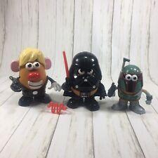 Mr Potato Head Star Wars Lot  Playskool Disney