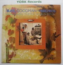 RAY, GOODMAN & BROWN - Mood For Lovin' - Ex Con LP Record EMI Manhattan E1-90037