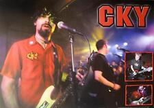 """CKY  POSTER """"LIVE"""""""
