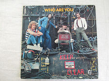 1978 THE WHO Who Are You LP EX/EX MCA Records ‎– MCA-3050