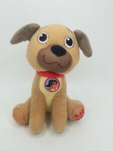 DORA & FRIENDS PLUSH PET DIGGER dog puppy Rare HTF stuffed animal