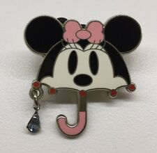 Disney Pin Tokyo Disney Resort Minnie Mouse Umbrella Pin New Tokyo Disney Minnie