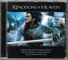 KINGDOM OF HEAVEN (B.O.F SOUNDTRACK O.S.T) ALBUM CD COMME NEUF