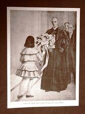 WW1 Prima guerra mondiale 1914-1918 Roma nel 1916 Cardinale Mercier e Reticolati