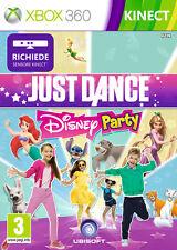 Just Dance Disney Party XBOX 360 IT IMPORT UBISOFT