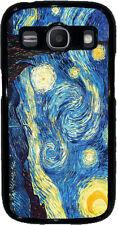 Cover per Samsung Galaxy ACE 4 con stampa  La notte stellata di Van Gogh