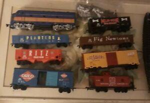 NEW Nabisco Train Set Vintage Approx. 1986