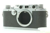 【NEAR MINT+++】 Leica IIIF RED DIAL Rangefinder Vintage Camera from JAPAN #LE-986