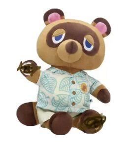 Build-A-Bear Animal Crossing New Horizons Tom Nook Summer Gift Bundle w/ Music
