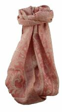Bufanda 5863 in (approx. 14892.02 cm) Pashmina de Lana Fina SILENCIADOR Heritage Range por pashmina y seda