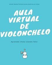 Aula Virtual de Violonchelo : Partituras by Octavio Santos (2017, Paperback)