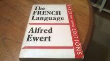 The French Language Alfred Ewert PB