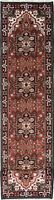 "Hand-knotted Carpet 2'7"" x 20'1"" Royal Heriz Traditional Wool Rug"