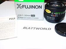 NEW ORIGINAL FUJI Fujifilm FM 50mm F1.9  X- FUJINON Lens FUJINON X SERIES in BOX