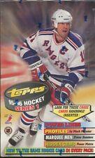 1995/96 TOPPS SERIES 1 SEALED HOBBY HOCKEY BOX