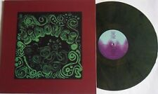 LP AL SIMONES Enchanted Forest Green Vinyl Krauted Mind Records KMR 034/1 - MINT
