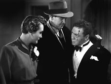 Mary Astor, Peter Lorre & Barton MacLane photo - H7626 - The Maltese Falcon