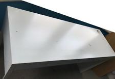 Two Ikea Micke desks