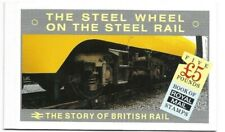 Great Britain 5 pound Story of British Rail booklet