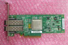 Qlogic QLE2562 PCI-E 8GB Dual Fibre HBA Host Bus Adapter 371-4325-02 +2x SFP Sun